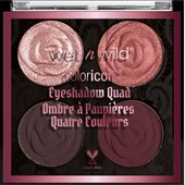 wet n wild - Lidschatten - Eyeshadow Quad