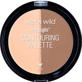 wet n wild - Bronzer & Highlighter - Contouring Palette