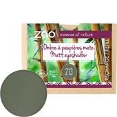 zao - Lidschatten & Primer - Refill Matte Eyeshadow