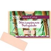 zao - Lidschatten & Primer - Refill Rectangular Eyeshadow Matt