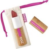 zao - Lippenstift - Bamboo Matte Lipstick