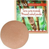 zao - Mineral Puder - Refill Cooked Powder Natural