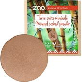 zao - Mineral powder - Refill Cooked Powder Natural