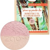 zao - Mineral Puder - Refill Shine-Up Powder
