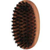 1o1 Barbers - Cuidado de la barba - Cepillo para barba pequeño oval