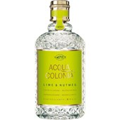 4711 Acqua Colonia - Lime & Nutmeg - Eau de Cologne Splash & Spray