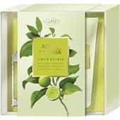 4711 Acqua Colonia - Lime & Nutmeg - Geschenkset