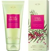 4711 Acqua Colonia - Pink Pepper & Grapefruit - Bath & Shower Gel