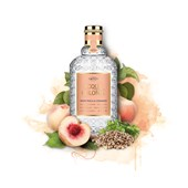 4711 Acqua Colonia - White Peach & Coriander - Eau de Cologne Splash & Spray