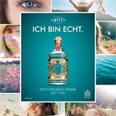 4711 - Echt Kölnisch Wasser - Eau de Cologne påfyldningsflakon