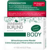ANNEMARIE BÖRLIND - Body Lind - limited Edition Winterkörpercreme Mandel