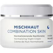 ANNEMARIE BÖRLIND - Combination skin - Night Cream