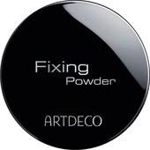 ARTDECO - Puder & Rouge - Fixierpuder Dose