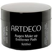 ARTDECO - Reinigungsprodukte - Augen Make-up Entferner Pads
