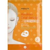 Absolute New York - Kasvohoito - Facial Sheet Mask