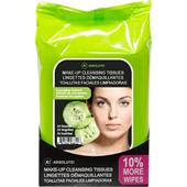 Absolute New York - Gesichtspflege - Make-up Cleansing Tissues Cucumber