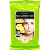 Absolute New York - Ansiktsvård - Make-up Cleansing Tissues Vitamin C