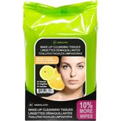 Absolute New York - Pielęgnacja twarzy - Make-up Cleansing Tissues Vitamin C