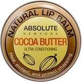 Absolute New York - Ansigtspleje - Natural Lip Balm