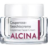 Alcina - Sensitive skin. - Couperose face cream