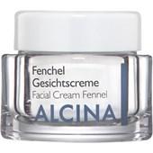 Alcina - tør hud - Fennikel ansigtscreme