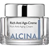 Alcina - Pele seca - Rich Anti Age Cream