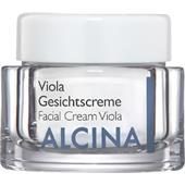 Alcina - Pelli secche - Crema per il viso Viola