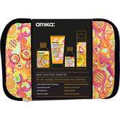 Amika - Skin care - Spoil Your Hair Travel Kit