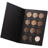 Anastasia Beverly Hills - Augenbrauenfarbe - Brow Pro Palette