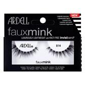 Ardell - Eyelashes - Faux Mink 814