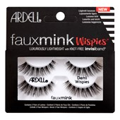 Ardell - Eyelashes - Faux Mink Demi Wispies Twin Pack