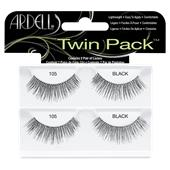 Ardell - Eyelashes - Twin Pack Lash 105