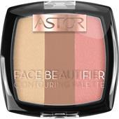 Astor - Teint - Face Beautifier Contouring Palette