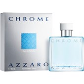 Azzaro - Chrome - Eau de Toilette Spray