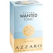Azzaro - Wanted - Tonic Eau de Toilette Spray