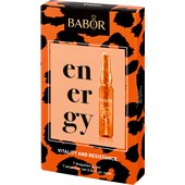 BABOR - Ampoule Concentrates - Energy Vitality and Resistance