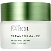 BABOR - Doctor BABOR Cleanformance - Phyto CBD Cream