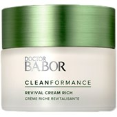 BABOR - Doctor BABOR Cleanformance - Revival Cream Rich