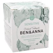 BEN&ANNA - Toothpaste in a glass - Toothpaste Sensitive