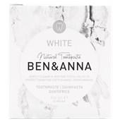 BEN&ANNA - Toothpaste in a glass - Toothpaste White