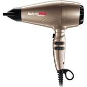 BaByliss Pro - Hair dryer - Light Bronze Rapido