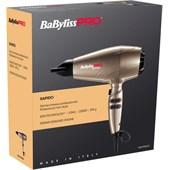 BaByliss Pro - Haartrockner - Light Bronze Rapido