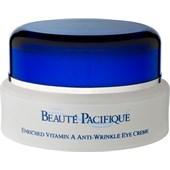 Beauté Pacifique - Augenpflege - Vitamin A Anti-Wrinkle Eye Creme