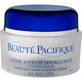 Beauté Pacifique - Soin de jour - Moisturizing Cream pour tous types de peau