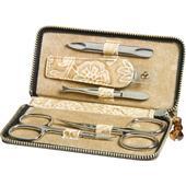 Becker Manicure - Manicure sets - Floris Case, 5-Piece, Yellow
