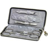 Becker Manicure - Manicure tools - Floris Case, 5-Piece, Grey