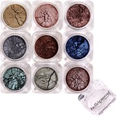Bellápierre Cosmetics - Yeux - 9 Stack Shimmer Powder Fabulous