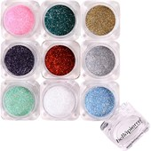 Bellápierre Cosmetics - Eyes - 9 Stack Shimmer Powder Glamorous Glitter