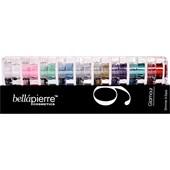 Bellápierre Cosmetics - Augen - 9 Stack Shimmer Powder Glamorous Glitter