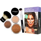 Bellápierre Cosmetics - Sets - All Over Face Contour and Highlighting Kit
